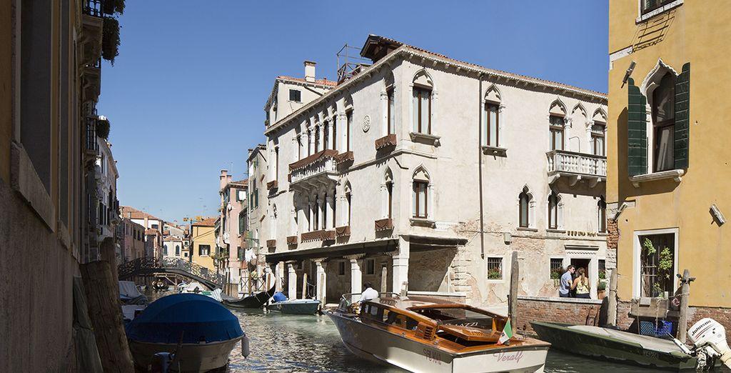 Welcome to Una Venezia