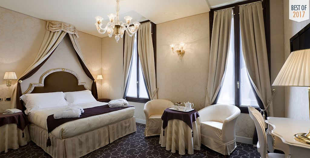Relax in your Superior Room