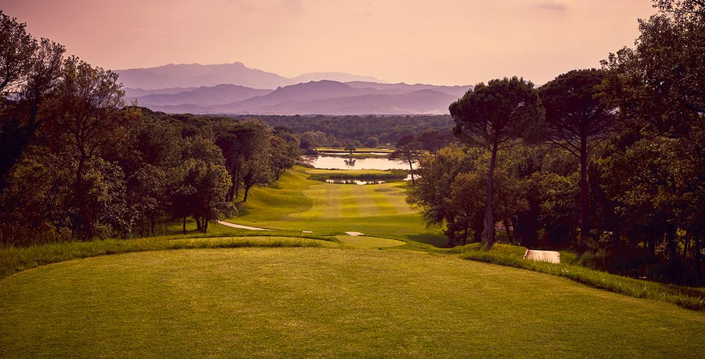 With Spa Access and Green Fee Discounts, what are you waiting for?