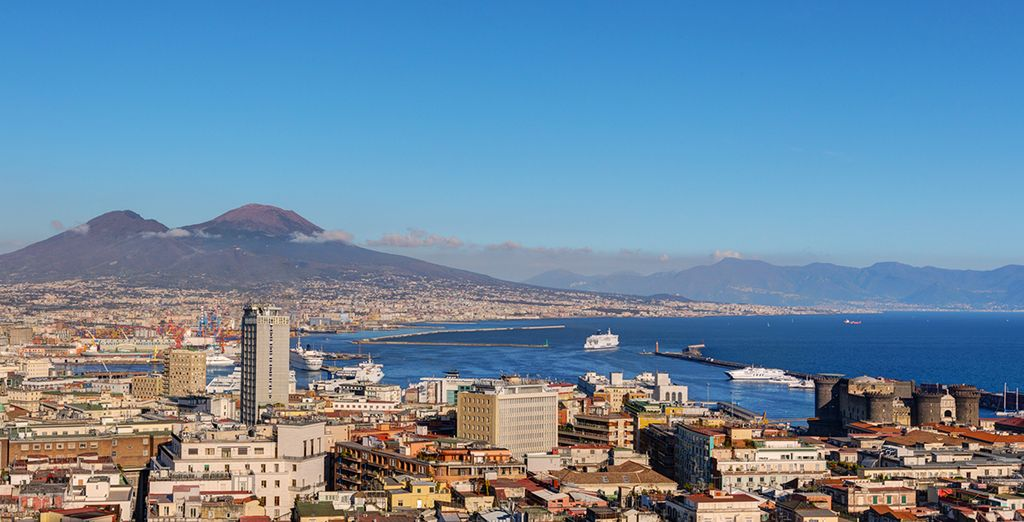 This is the ideal starting point for exploring Naples