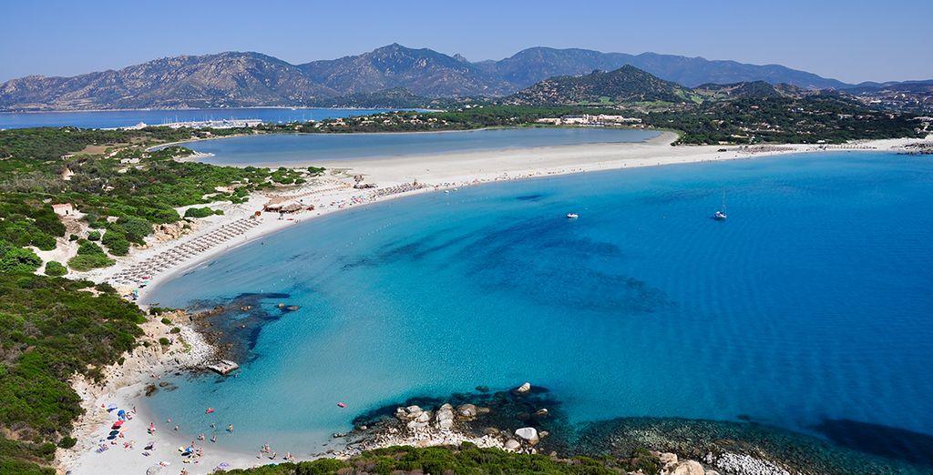 Welcome to Sardinia!