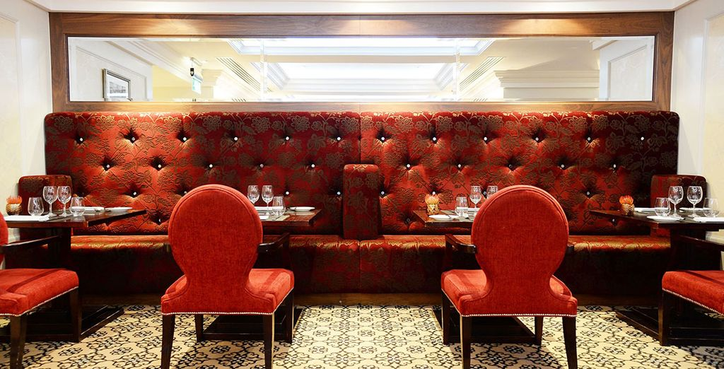 One Twenty One Two Restaurant has won awards for its five-star cuisine