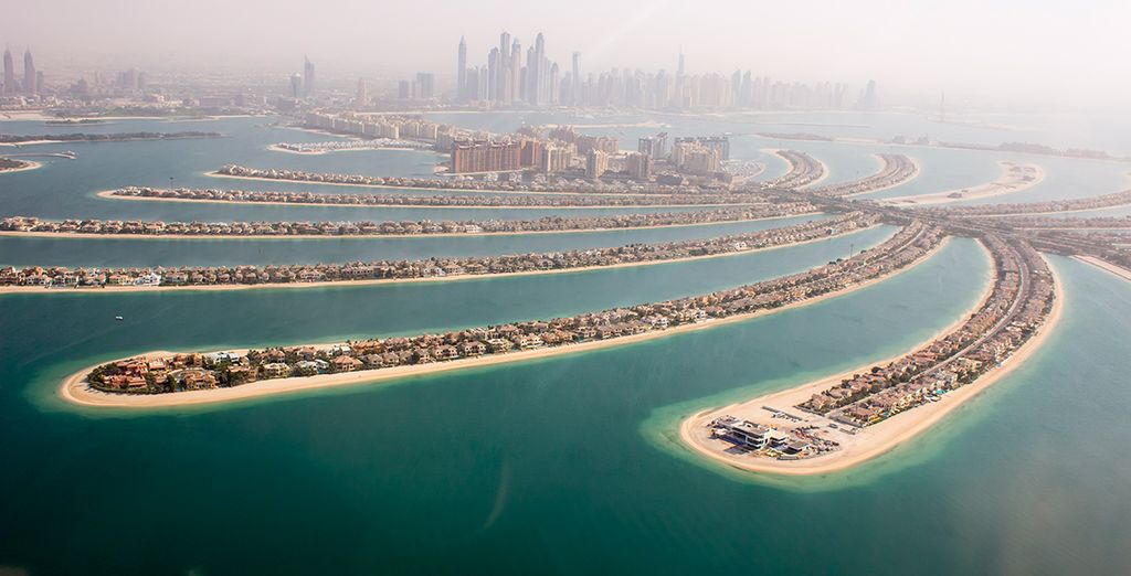 Close to some of Dubai's best loved sights