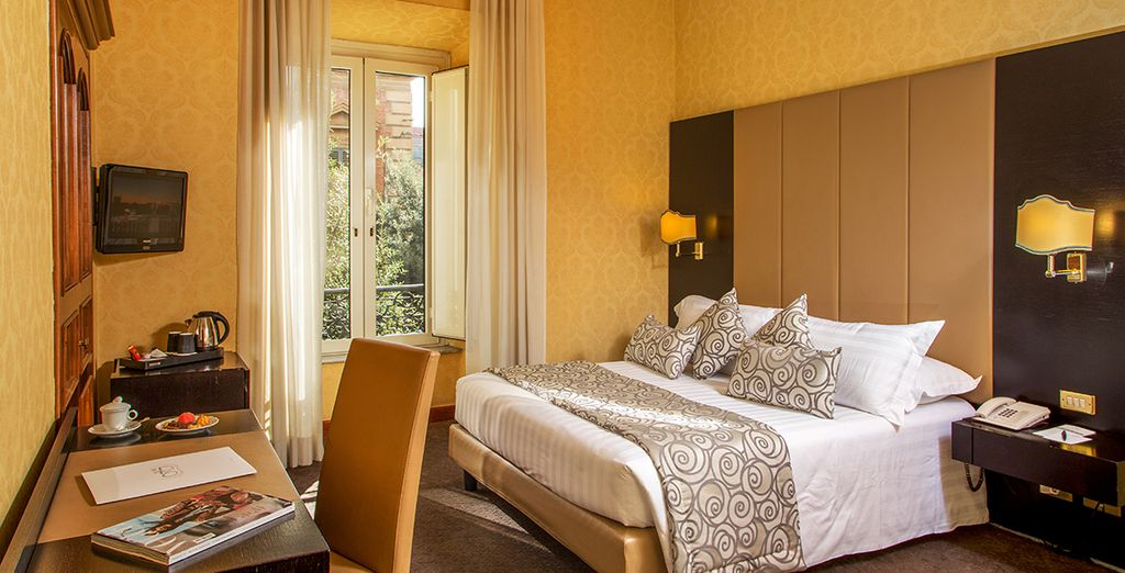 Where our members can enjoy a Classic Room