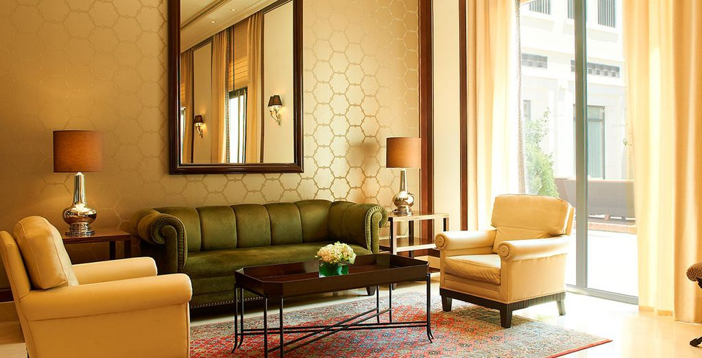 Stay at the 5* Westin Hotel