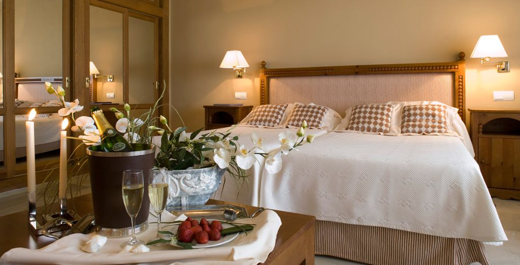 Relax in your comfortable Standard room