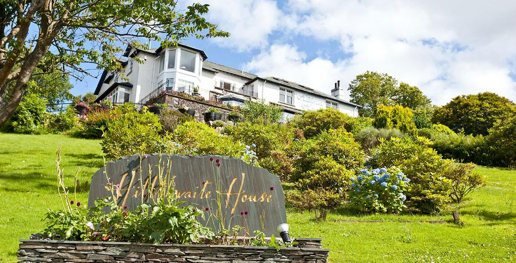 Welcome to the Hillthwaite House - an established family-run hotel