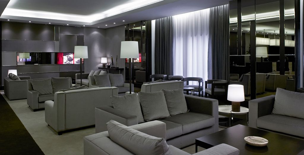 A modern, 5* hotel with upscale facilities