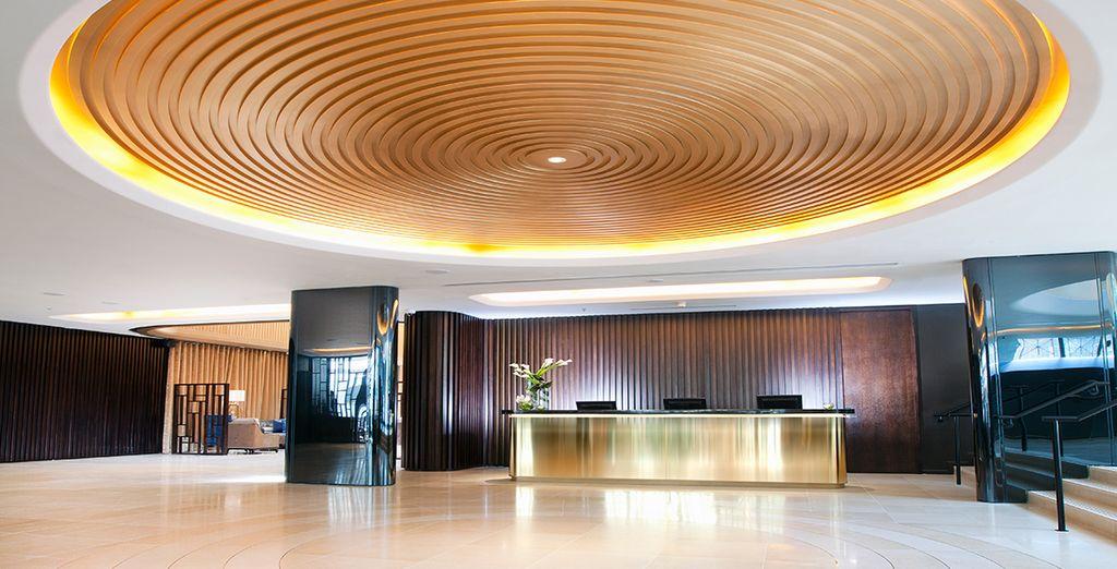Where striking interior design takes centre stage