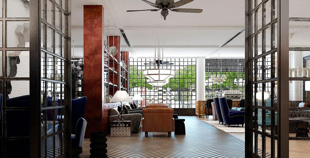 A stylish, award winning property