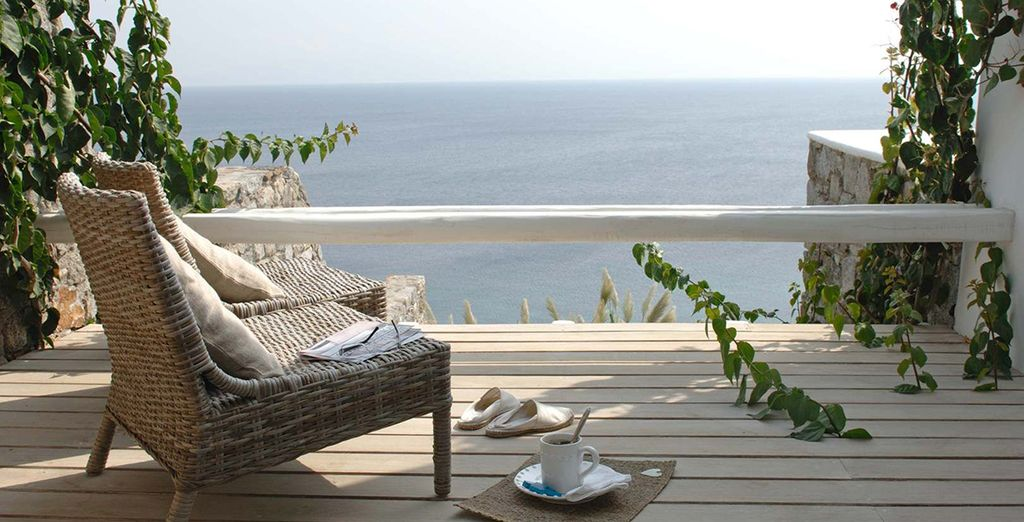 With views that beckon you towards the azure ocean