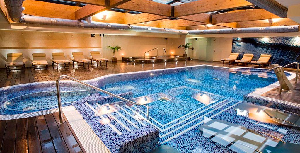 Hotel And Spa Villa Olimpica Suites
