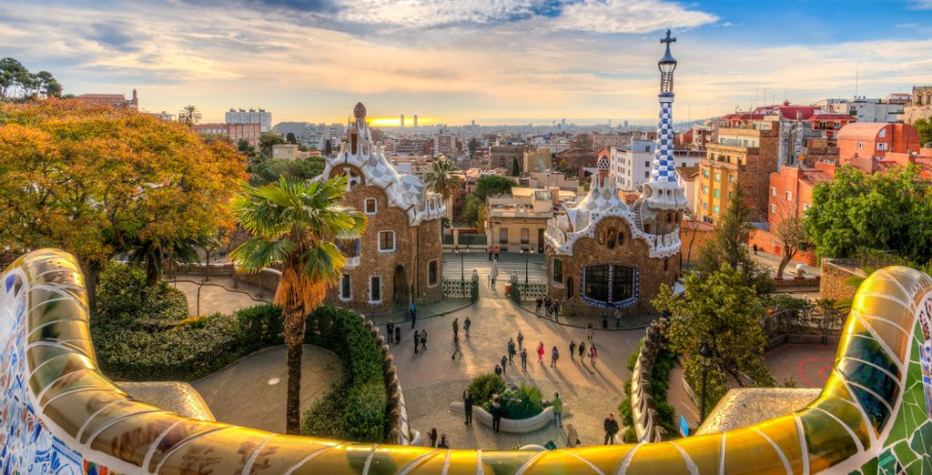 Pack your bags for Barcelona