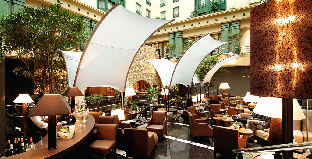 The chic sophisticated Radisson Blu Royal Hotel is the ideal stop in the EU's capital the buzzing city centre of Brussels