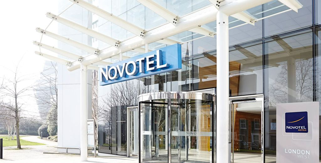 Stay at Novotel London West