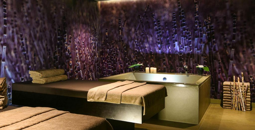 Where luxury and relaxation await...