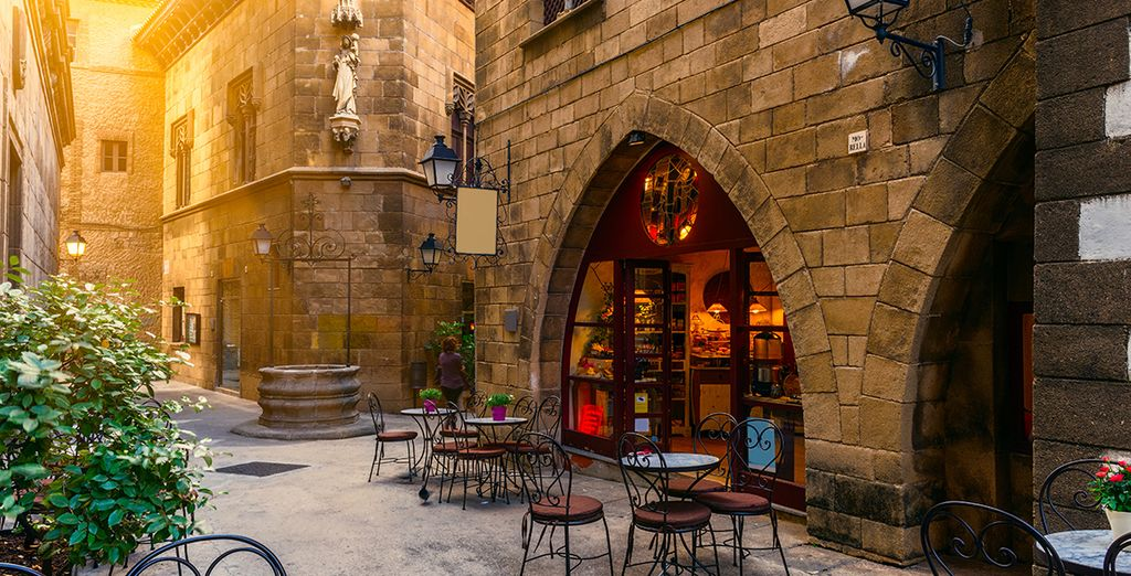 Get cosy in some tempting tapas bars