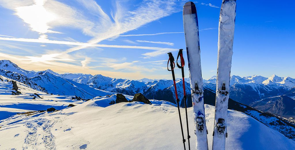 Don't wait to book your adventure to Les Arcs 2000 today