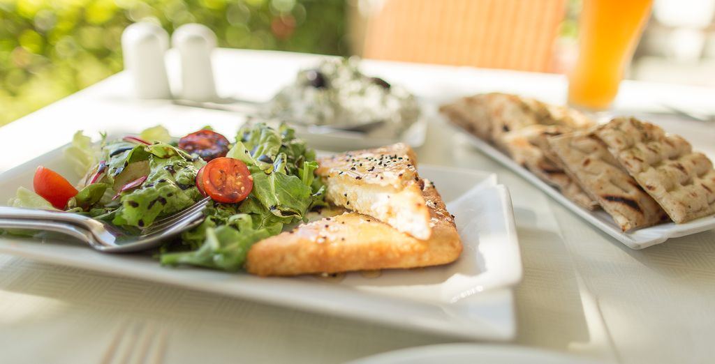 Enjoy fresh and authentic food in the comfort of your own hotel