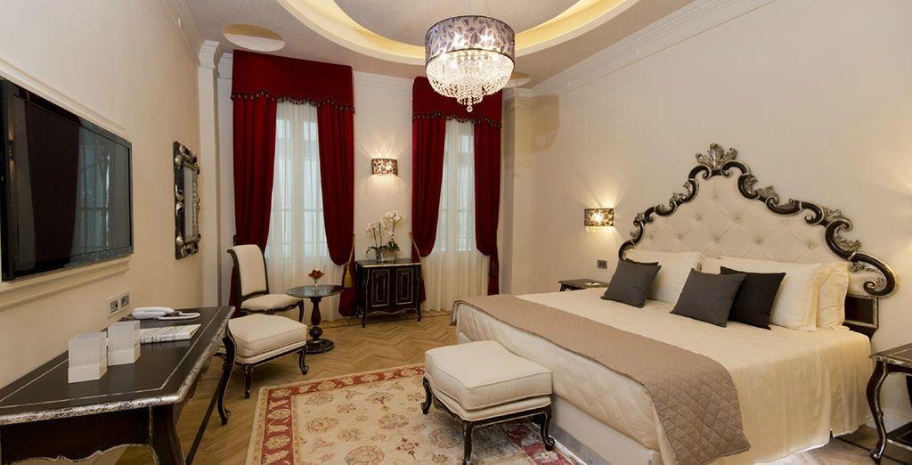 Enjoy elegant accommodation in Tuscany