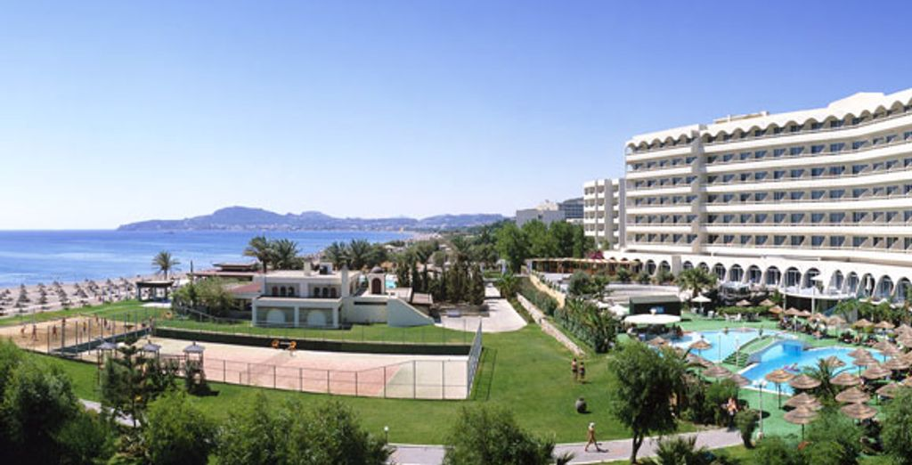 - Hotel Olympos Beach**** - Rhodes - Greece Rhodes
