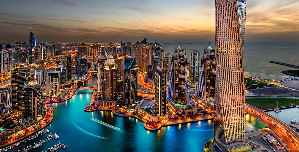 Discover Dubai, the futurist city