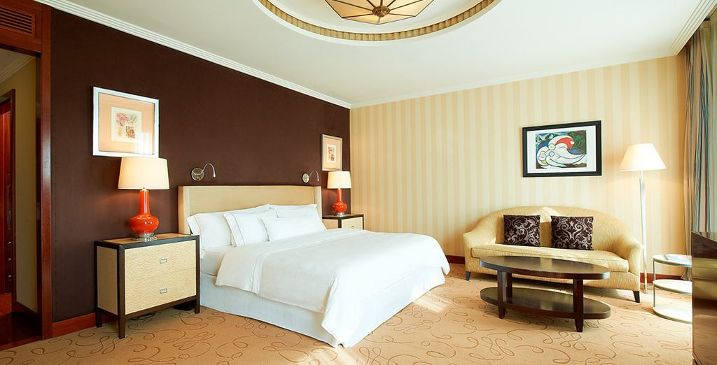 The Westin Valencia 5* - holidays offers