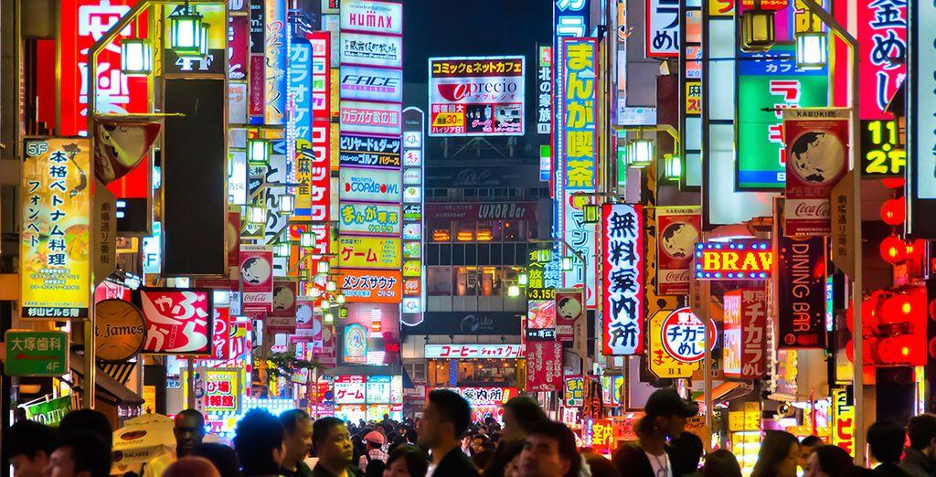 Tokyo & Kyoto in November