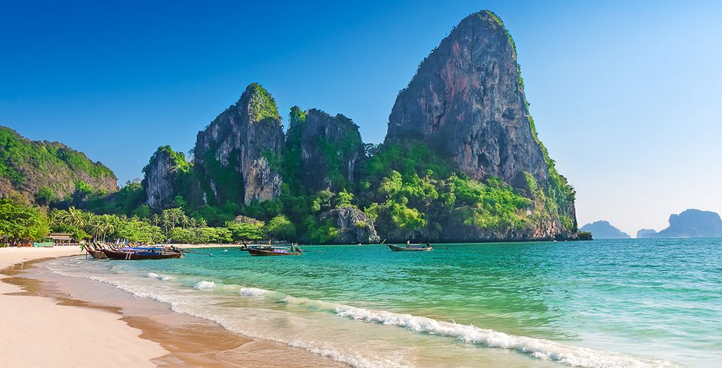 Booking Krabi information