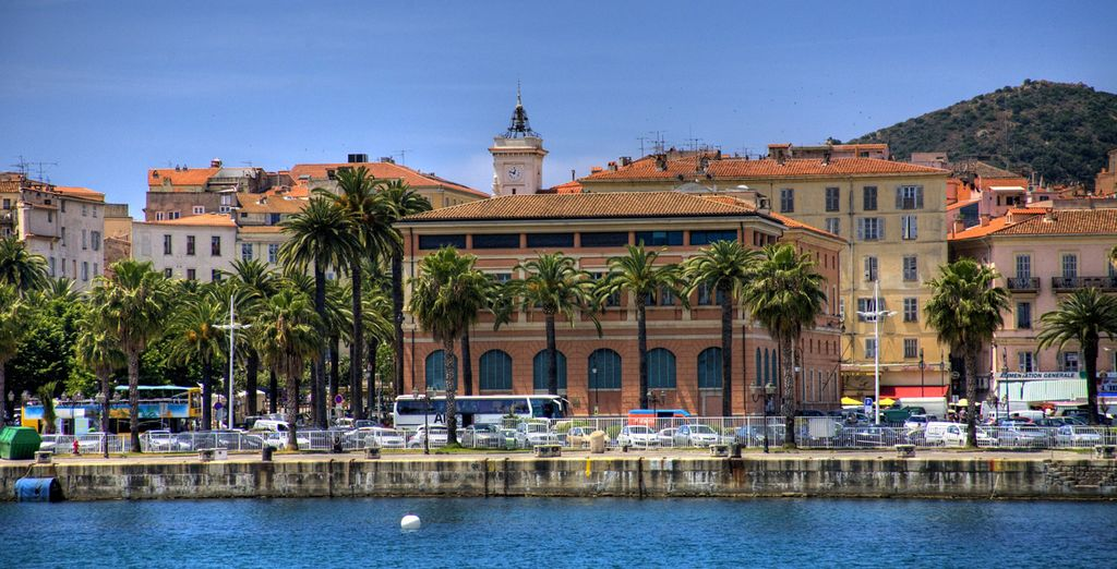 Sun holidays Corsica