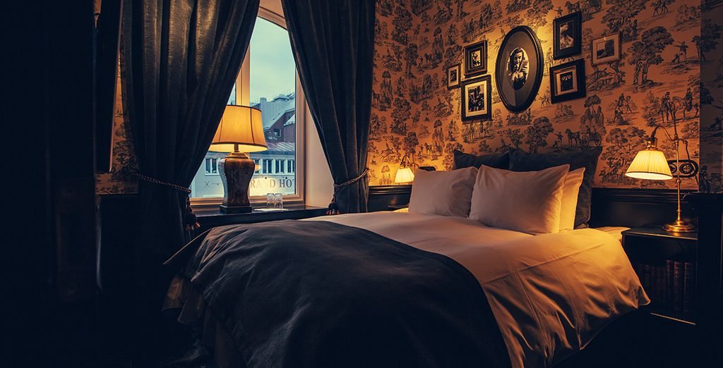 Hotel Pigalle 4* - Holidays in Sweden