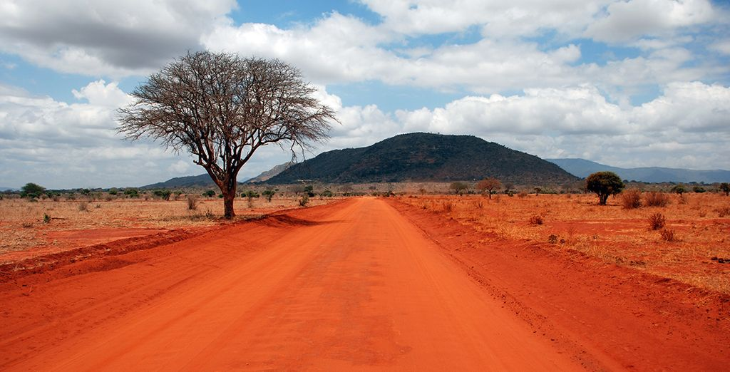 Explore Kenya with Voyage Privé during your holidays