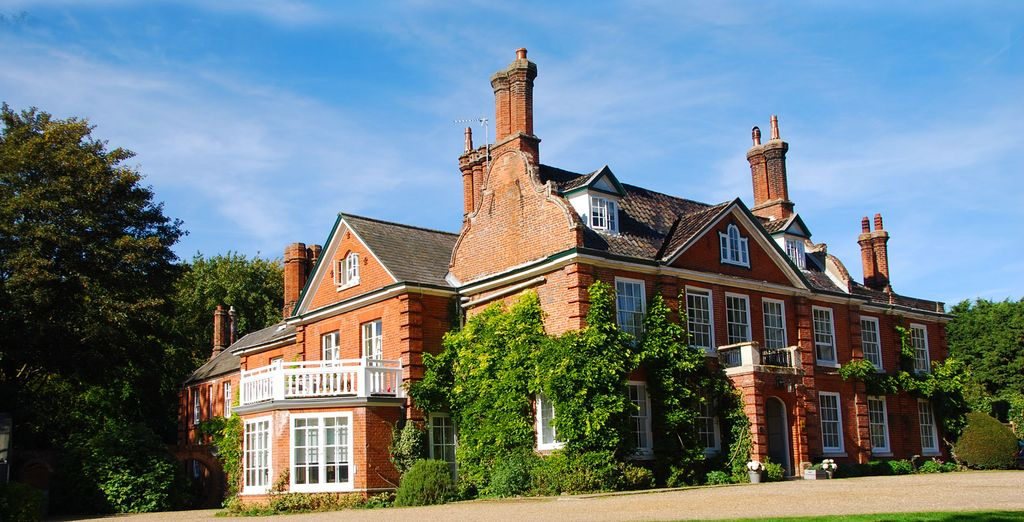 Norfolk Mead 4* - Hotels in Norwich