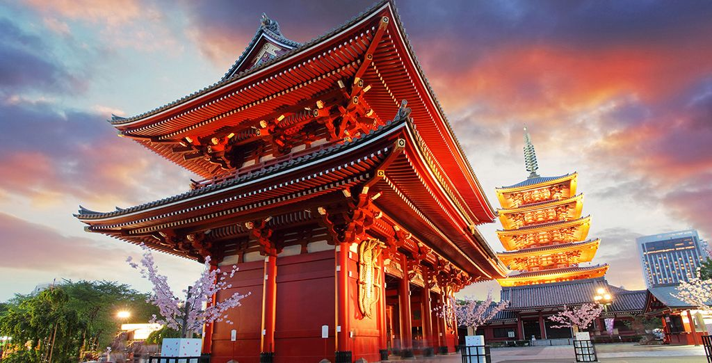 Tokyo holidays with Voyage Privé