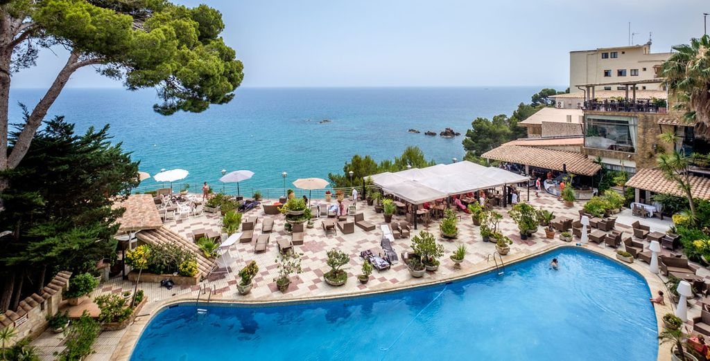 Hotel Cap Roig 4* - book this hotel in Spain with Voyage Privé