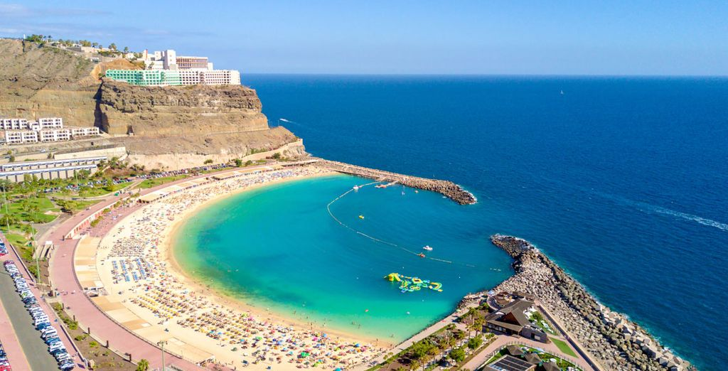 All the best hotels in Gran Canaria