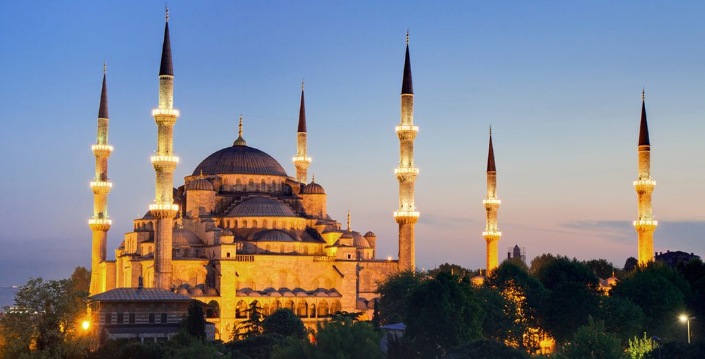 Discover all the wonders of Turkey