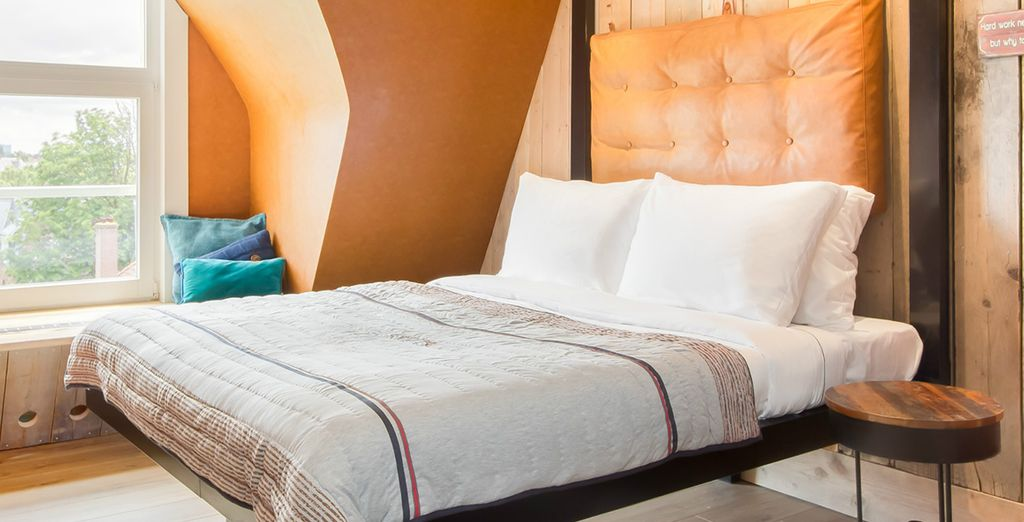 Max Brown Hotel Museum Square 3* - Best hotel in Amsterdam