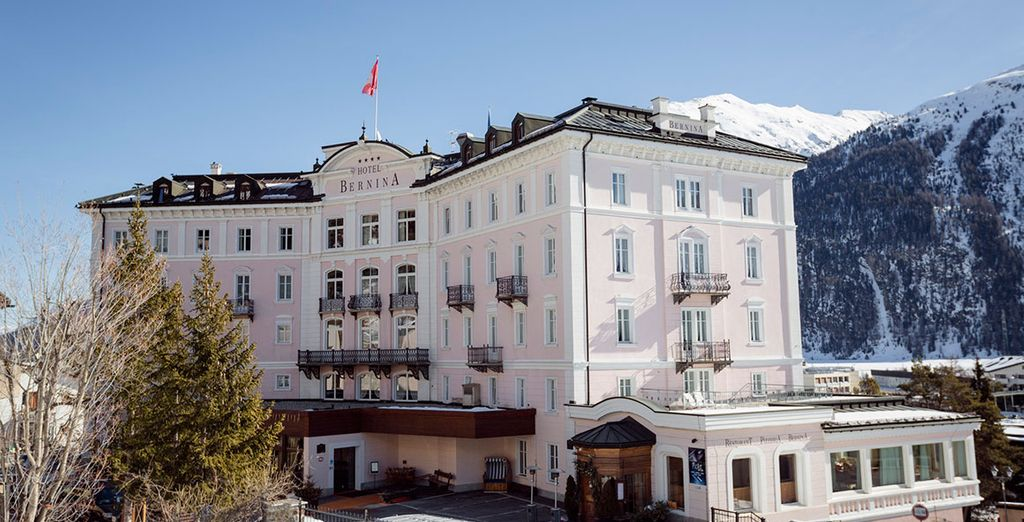 Hotel Bernina 1865 4* - ski in switzerland