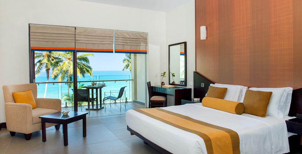 Shinagawa Beach Resort 5* in Sri Lanka