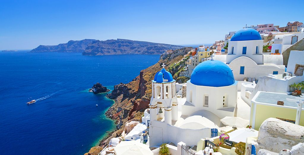 Holidays offers in Santorini