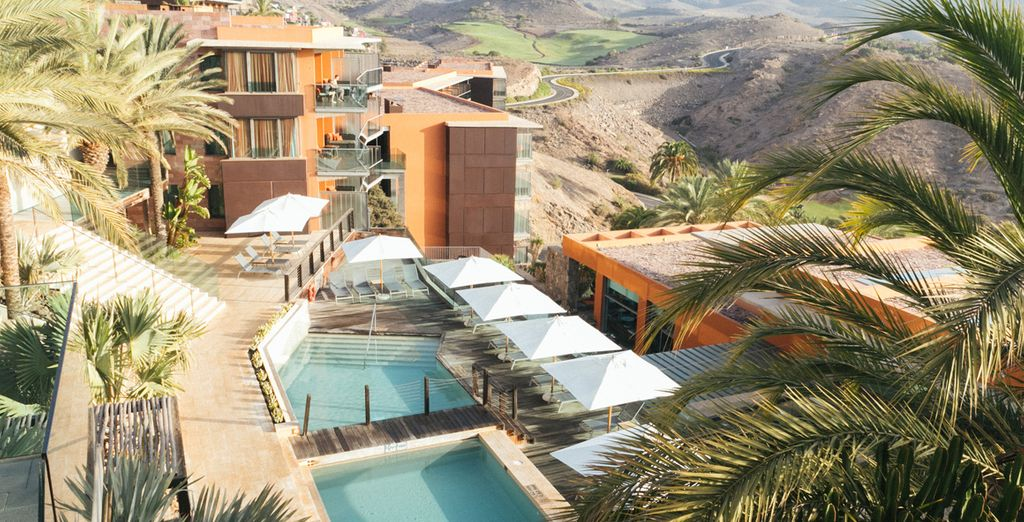 Salobre Hotel Resort & Serenity 5* - five stars hotel in Gran Canaria