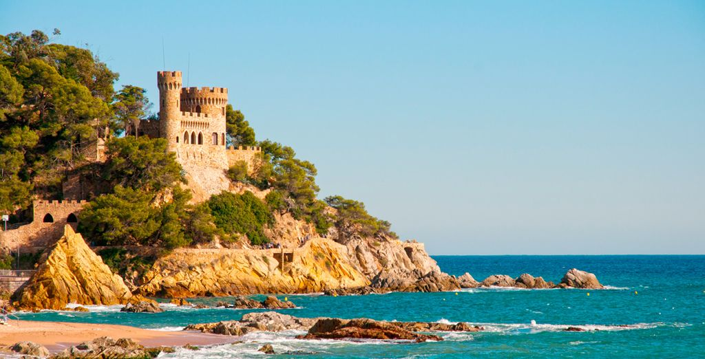All tje best hotels to discover Lloret de Mar