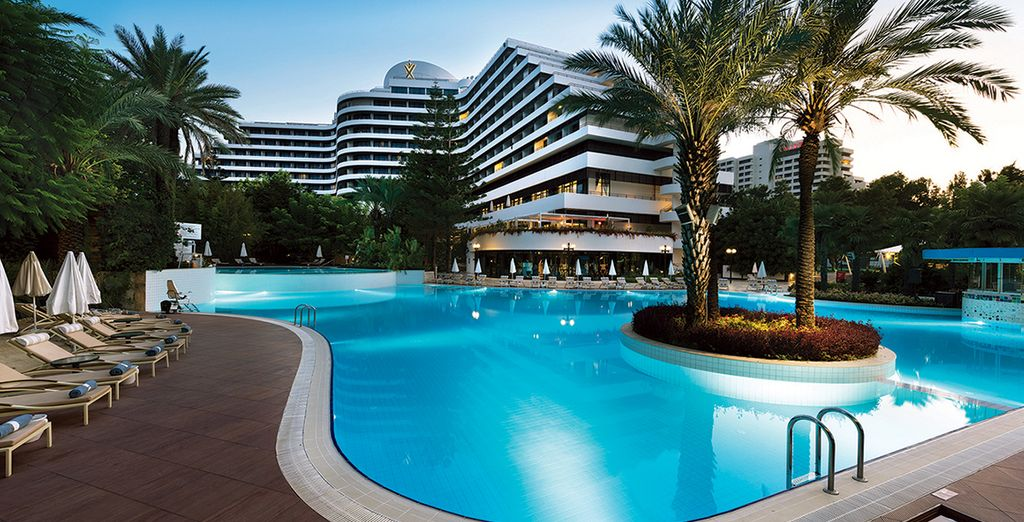 Rixos Downtown 5* - luxury hotels with discount