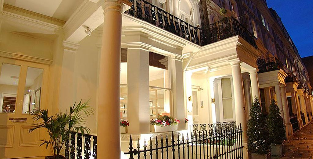 The Beaufort Hotel 4* - discover the surroundings of London