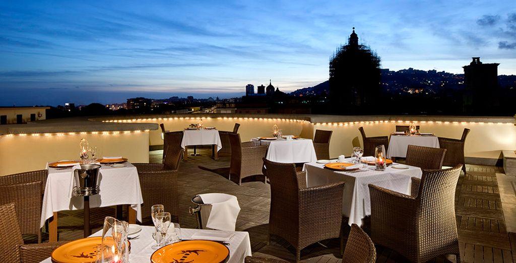 UNAHOTELS Napoli 4* - romantic hotel in Naples