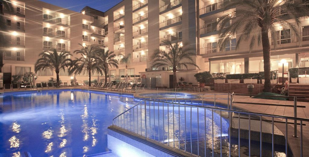 Hotel Cosmopolitan 4* - Hotel in Palma de Mallorca