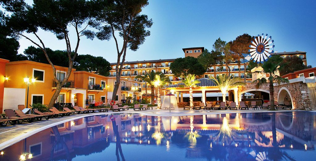 Occidental Playa de Palma 4* - best hotel with Voyage Privé