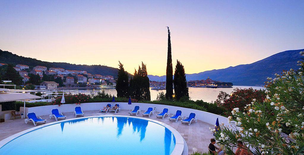 Hotel Liburna 4* in Croatia