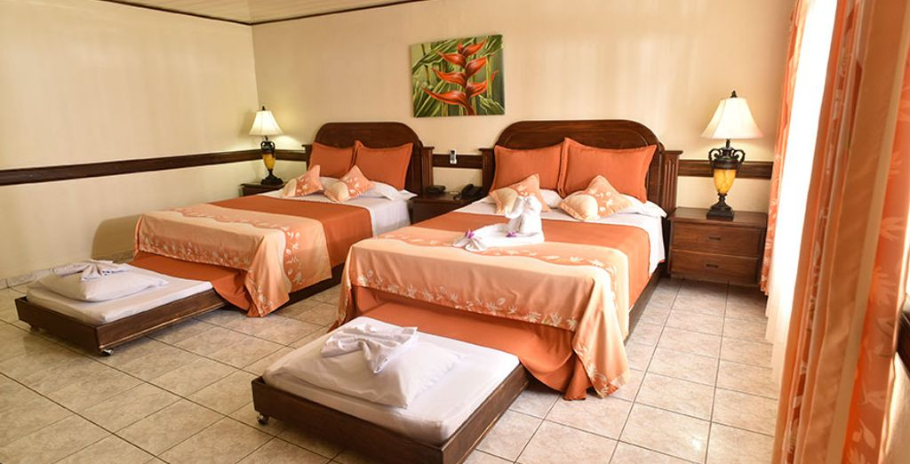 Costa Rica and Panama in 11 or 13 Nights - the best hotels